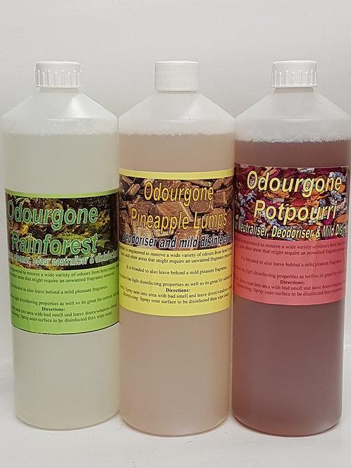 Odourgone Range