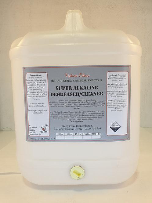 Super Alkaline Degreaser/ Cleaner