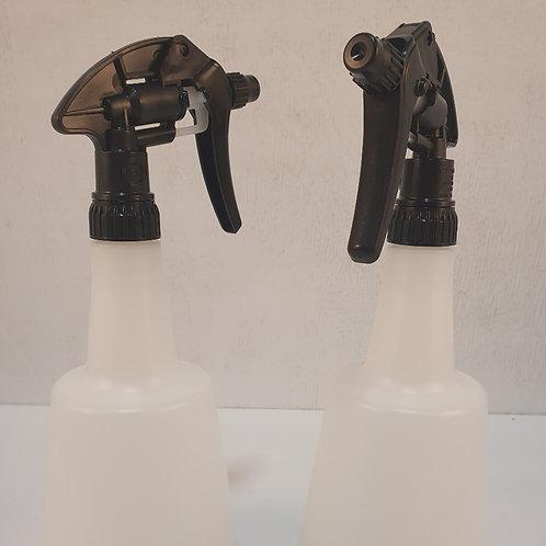 Black solvent resistant trigger