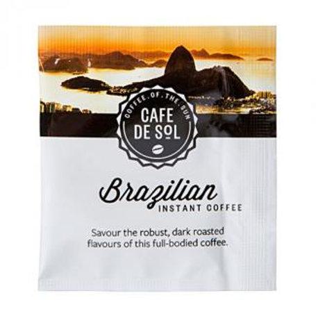 Health Pak Brazilian coffee sachets