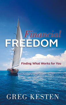 Financial Freedom - Greg Keston book cov