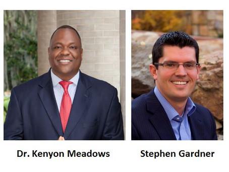 Dr. Kenyon Meadows interviews Stephen Gardner on Taming Wall Street