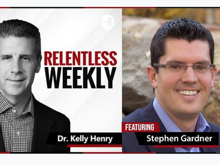 Stephen interviews on Chiropractors best investment by Dr. Kelly Henry