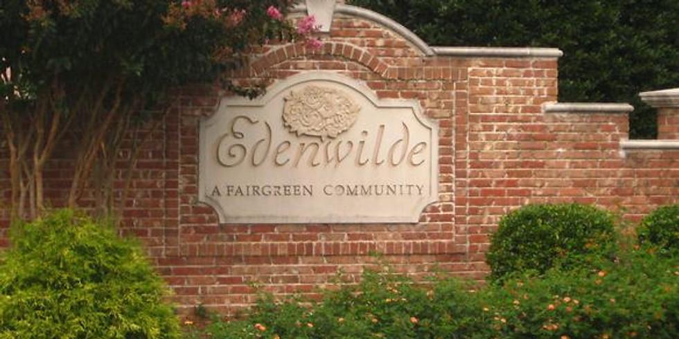 Edenwilde Holiday Market November 18th