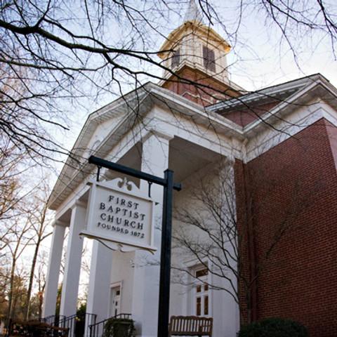 Roswell First Baptist November 21
