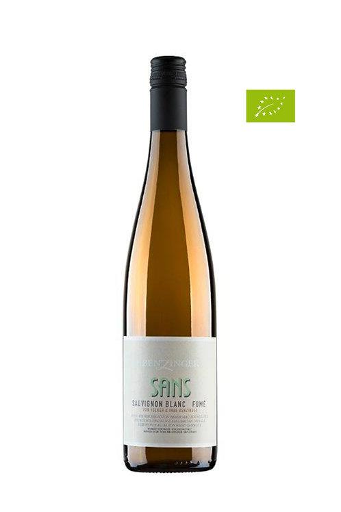 Benzinger - Sans Sauvignon Blanc fumé 2018