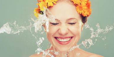 Replenish Spring Skin!