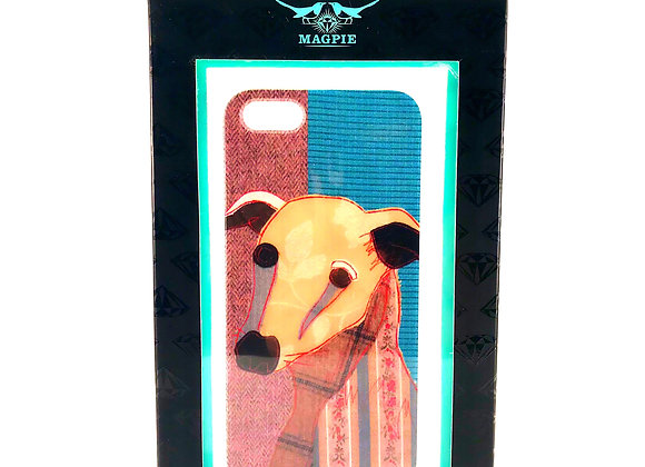 Mr Whippet IPhone Case 5/5S/5SE