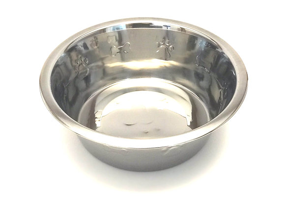 Stainless Steel Water Bowl 16cm