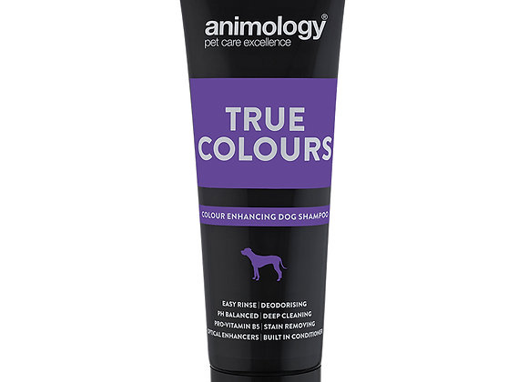 Animology True Colours Dog Shampoo 250ml