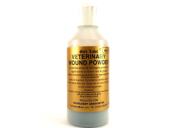 Gold Label Veterinary Wound Powder 125g