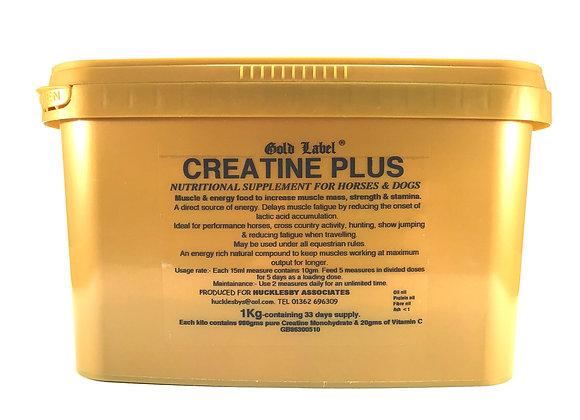 Gold Label Creatine Plus 1Kg