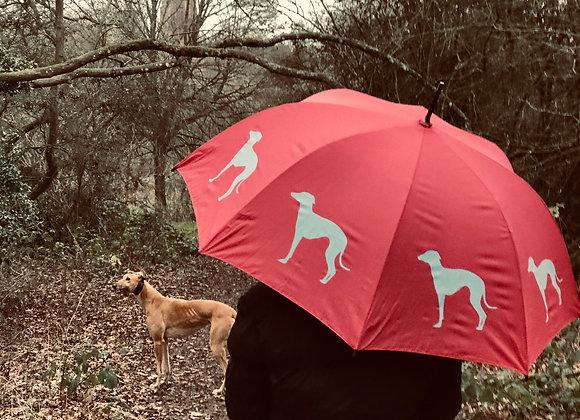 Greyhound Umbrella From The San Francisco Umbrella Collection