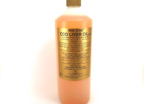 Gold Label Cod Liver Oil 1L