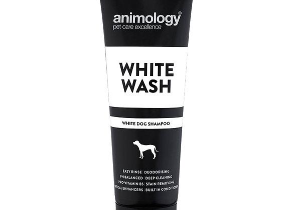 Animology White Wash Dog Shampoo 250ml
