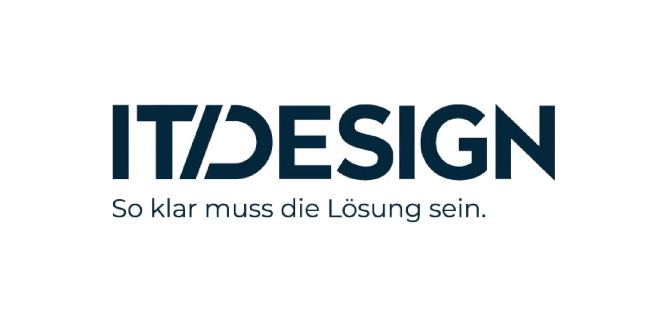 Claim für ITdesign.