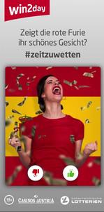 Wett-Tinder Ads