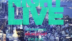 SATURDAY NIGHT LIVE 6/8 4:00pm-8:00pm