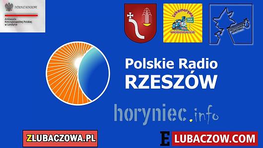 """""""Przystanek Horyniec 2019"""" na antenie Polskiego Radia Rzeszów w audycji""""Świat Młodych"""" - 19 lutego 2019"""