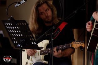 Tajemniczy Gitarzysta Magdy Czułej