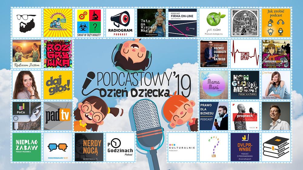 Podcastowy Dzień Dziecka 2019 - ruszamy już w sobotę!