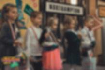 Wszyscy Mali Recytatorzy z kategorii do lat 5 - Hania, Leoś, Anna Nadia, Zosia i Olaf