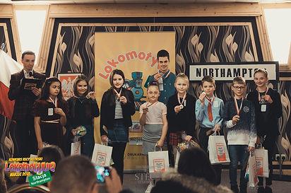 Samantha, Julia, Sofia Luiza, Paweł, Laura, Tymoteusz, Janek i Vicky