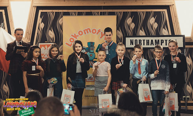 Konkurs Recytatorski - Marzec 2018