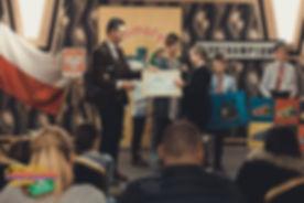 """""""Lokomotywa"""" Vicky, """"Feniks z popiołów"""" Adama, oraz """"Tymo-Tywa"""" Tymoteusza - prace wyróżnione przez panią Martę Derkiewicz z ART CLASSES"""