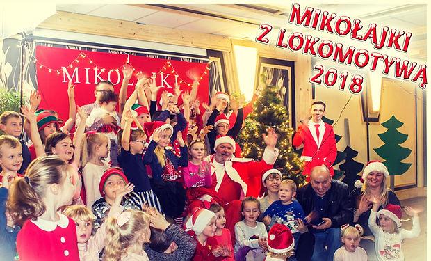 Mikołajki z Lokomotywą 2018