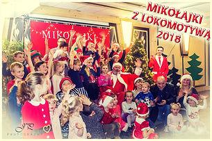Fotorelacja z Mikołajków z Lokomotywą 2018