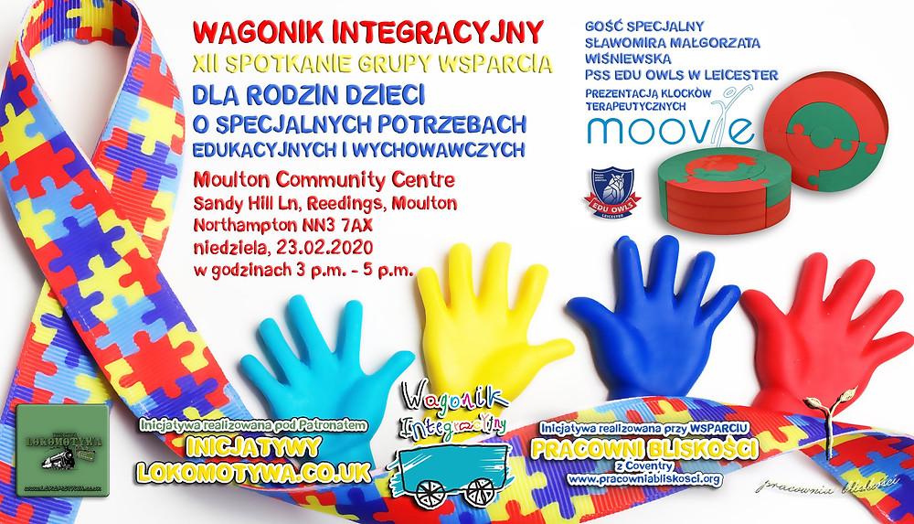 X Spotkanie Wagonika Integracyjnego - niedziela, 17 listopada