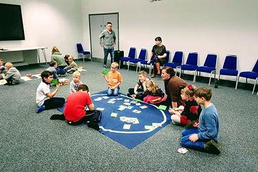 Jeszcze więcej dobrej i rozwojowej zabawy przygotowanej przez Pracownię Bliskości z Coventry.