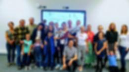 22 września członkowie naszej grupy wsparcia spotkali się po wakacyjnej przerwie. Tym razem w nowym miejscu - Moulton Community Centre...