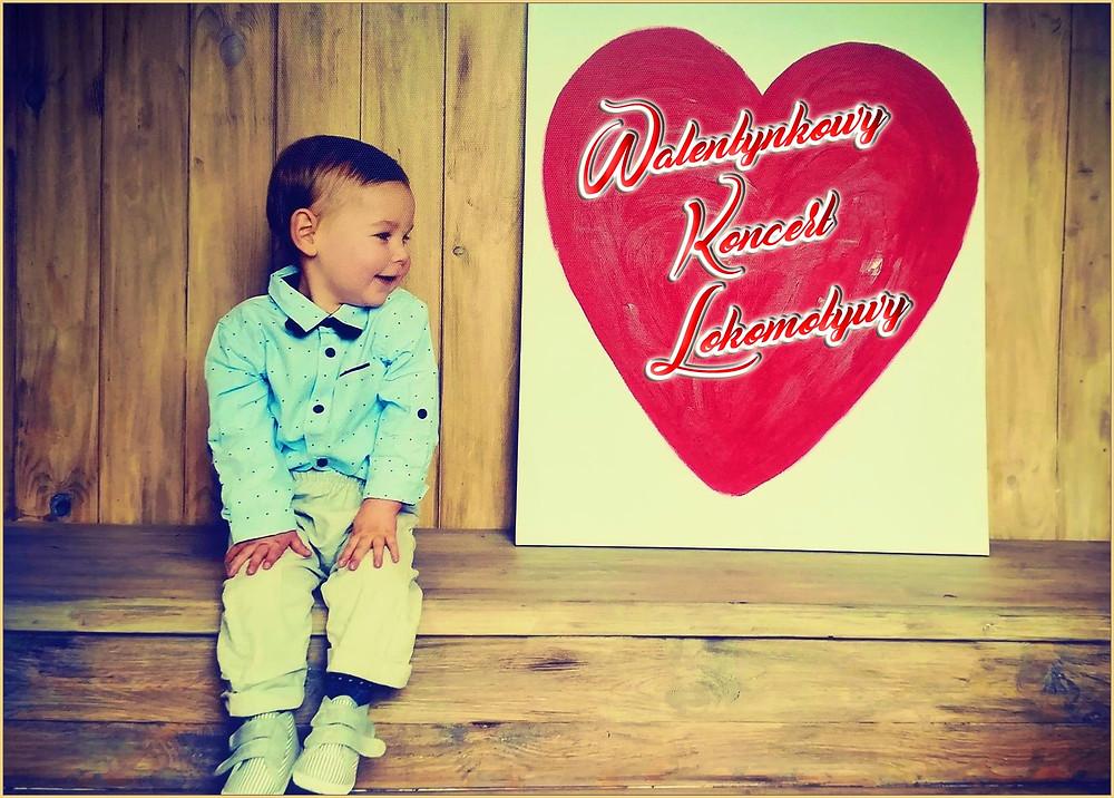 Wielkie Serce od małego serduszka!