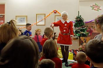 czekały również zabawy przygotowane przez Kamilę Mrugalskąz Mia - Animacje dla Dzieci!