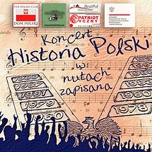 """Koncet """"Historia Polki w nutach zapisana"""" - plakat 3"""