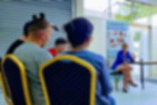 pomagała nam dotychczas za pośrednictwem serii webinarów przygotowanych specjalniedla członków naszej grupy wsparcia...