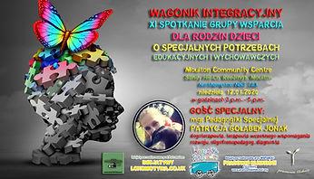 XI Spotkanie Wagonika Integracyjnego - 12 stycznia 2020