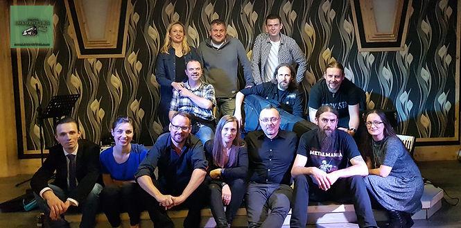 Pan Górski i SPółka z Zespołem Inicjatywy Lokomotywy i Przyjaciółmi z Coventry