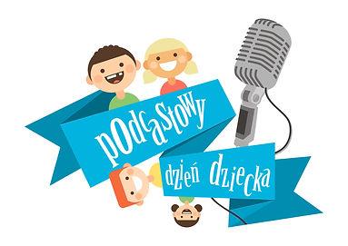 Oprawa graficzna Podcastowego Dnia Dziecka 2018 - Paweł Płocharski - http://logonabloga.pl/