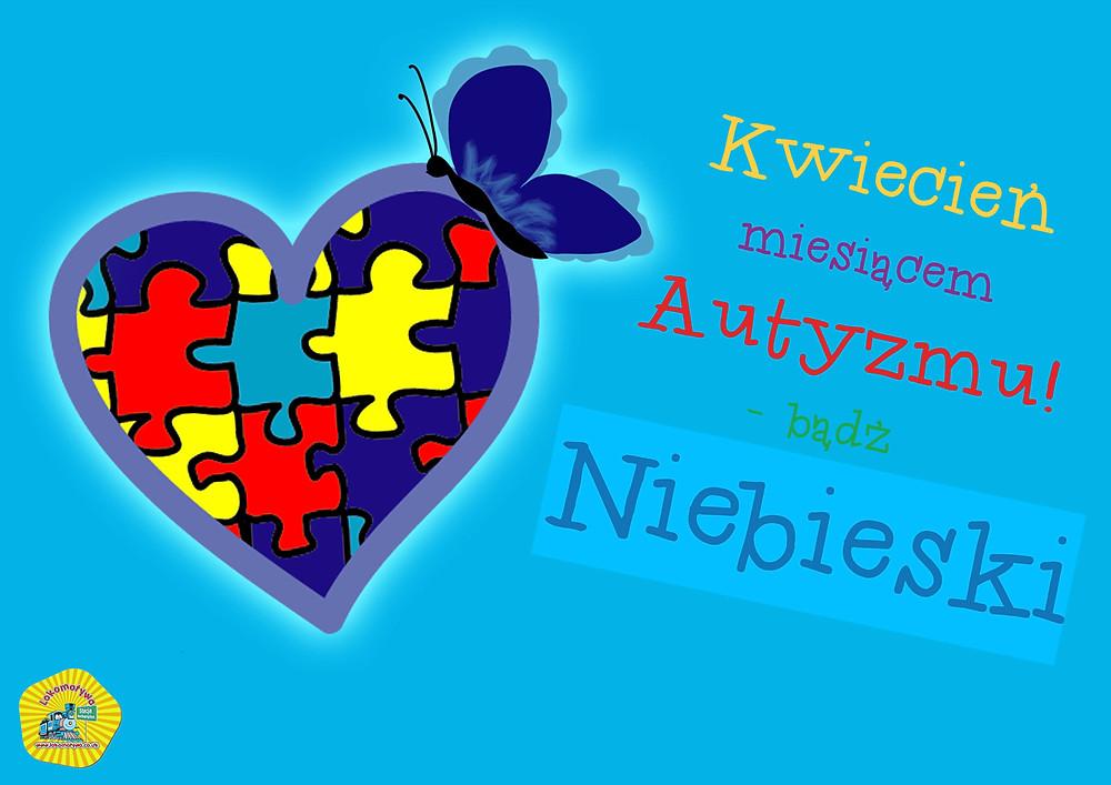 """Wagonik Integracyjny - Światowy Miesiąc Świadomości Autyzmu #4 - """"Świat małego Krystianka"""""""