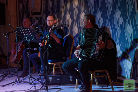 Pan Górski i SPółka (od lewej: Tomasz Skaya, Sebastian Górski, Przemysław Nowak)