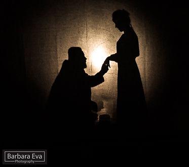 Mikołaj Zając i Weronika Krawczyk w scenie zbrodni