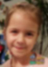 """Róża, lat 6 z wiersze """"Dyzio Marzyciel"""" Juliana Tuwima"""