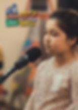 """Fatima, lat 9 z """"Balladą o Kopciuszku"""" Marka Grechuty"""
