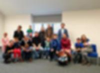 20 października spotkaliśmy się ponownie z członkaminaszej grupy wsparcia.