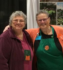 PR- MaryJane Bonelitz and Pat Shaw