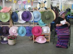 plant sale hats