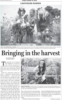 PR-YBLG Final Harvest
